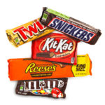 Get FREE Chocolate Candy!