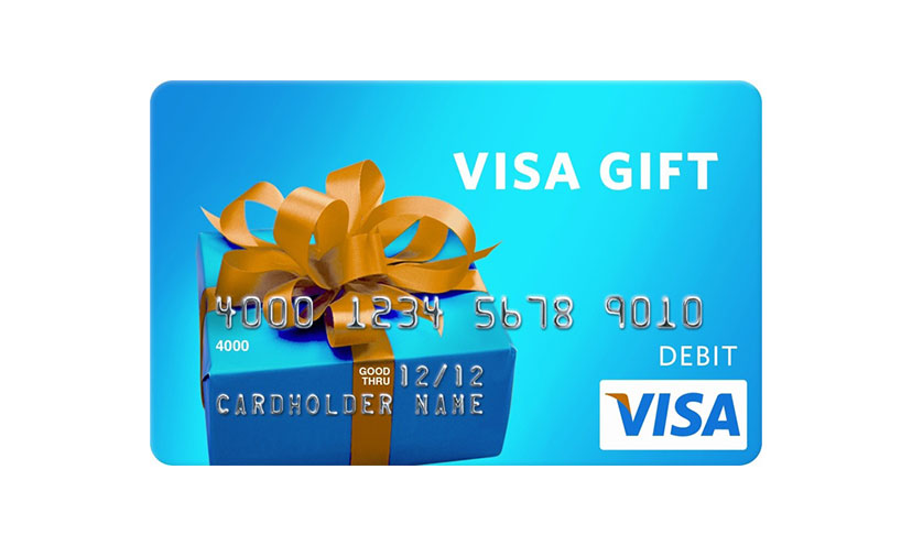 Enter to Win a $500 Visa Gift Card!