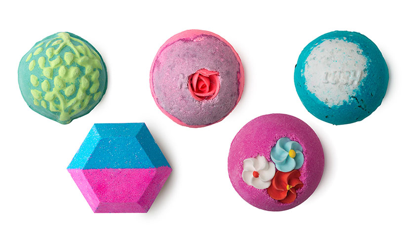 Get a FREE Bath Bomb Sample!