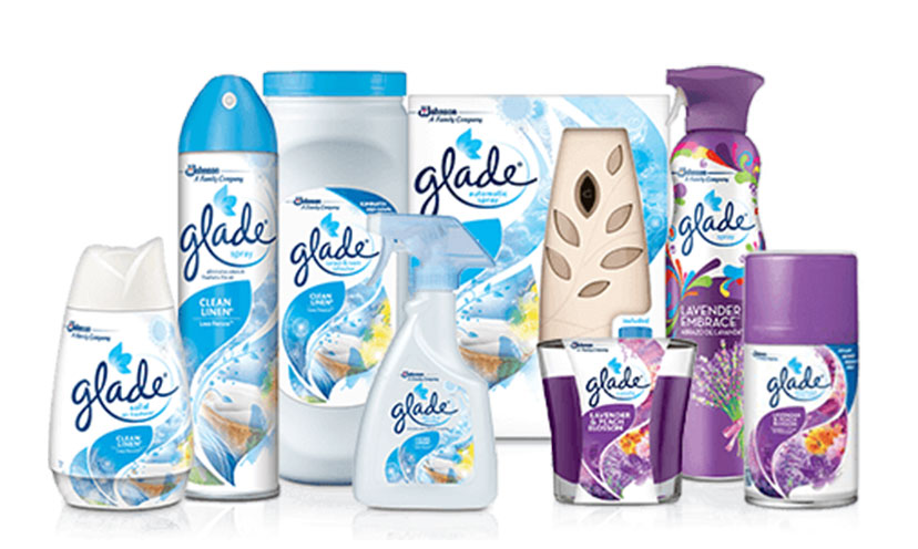 Get FREE Glade Products!