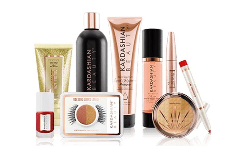 Get FREE Kardashian Beauty Samples!