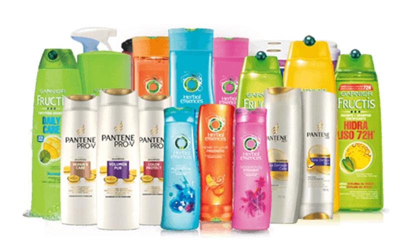 Get FREE Shampoo Samples!