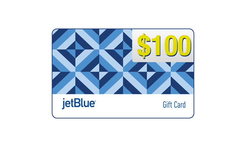 Get a FREE jetBlue Gift Card!