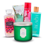 Get FREE Bath & Body Products!