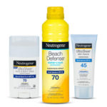 Get FREE Neutrogena Sunscreen!