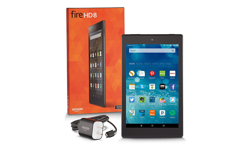 Enter to Win an Amazon Kindle Fire Tablet!