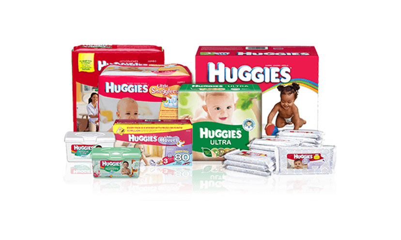 Get FREE Diapers Samples!