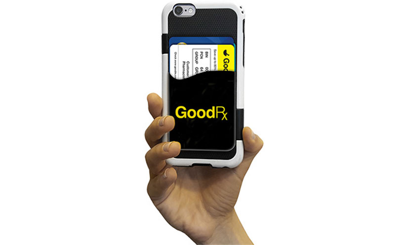 Get a FREE GoodRx Phone Wallet!