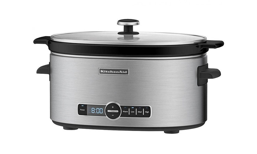 Enter to Win a KitchenAid Slow Cooker!