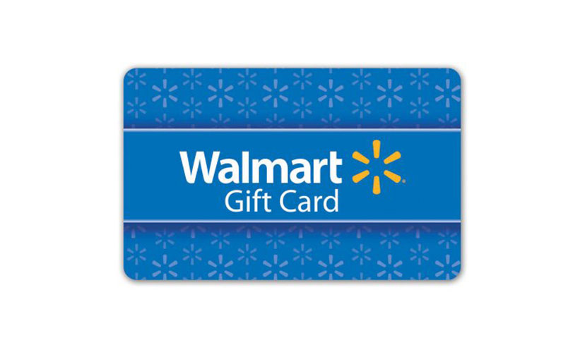 Enter to Win a Walmart Gift Card!