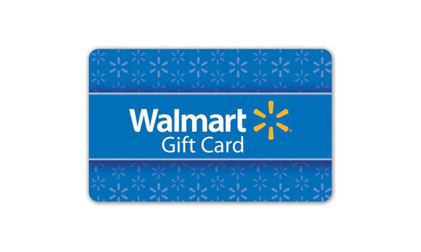 Enter to Win a Walmart Gift Card!