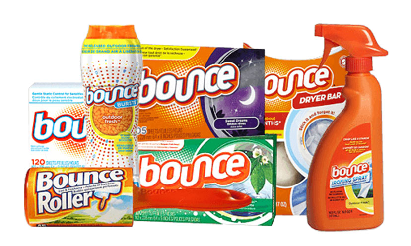 Get FREE Bounce Products!