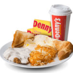 Get FREE Denny's!