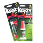 Get FREE Krazy Glue!