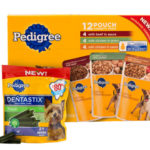 Get FREE Pedigree Products!