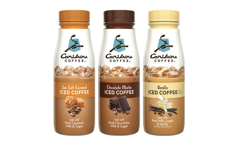 Get a FREE Bottle of Caribou Iced Coffee!
