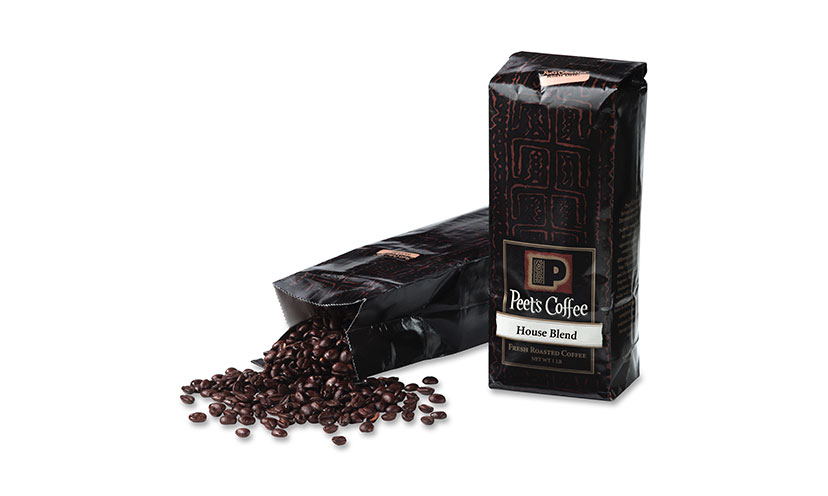 Save 25% Off Hand-Roasted Coffee Beans at Peet's!