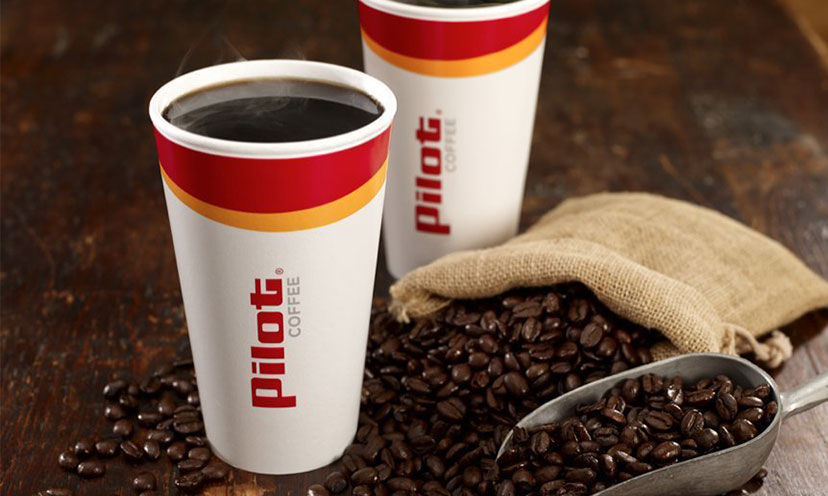 Get a FREE Coffee, Tea or Cappuccino!