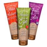 Get FREE Fall Body Cream!