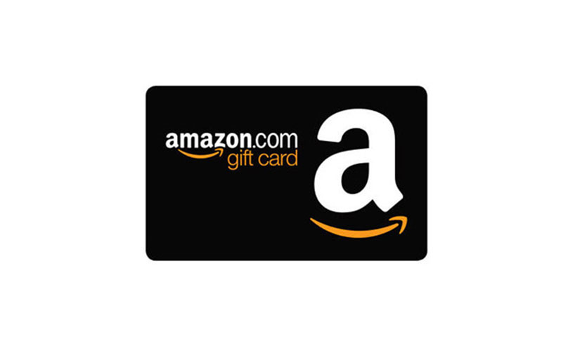 Get a $500 Amazon Gift Card!