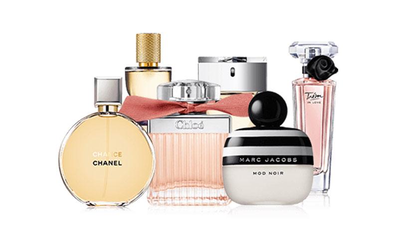 Get FREE Perfume Samples!