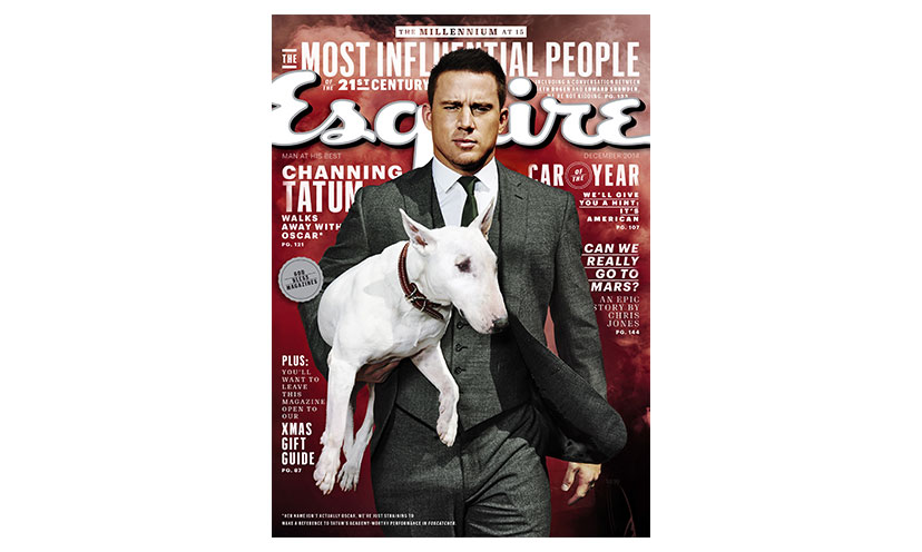 Get a FREE Subscription to Esquire Magazine!