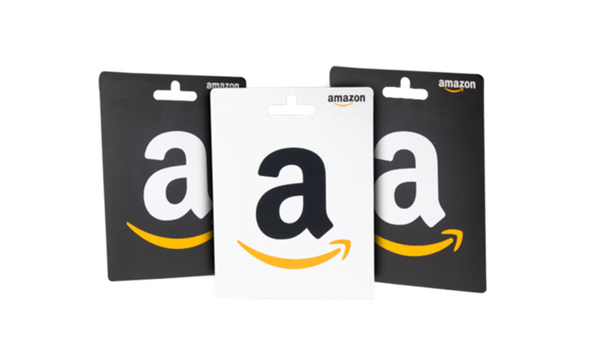 Get a FREE Amazon Gift Card!