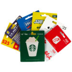 Get FREE Gift Cards!