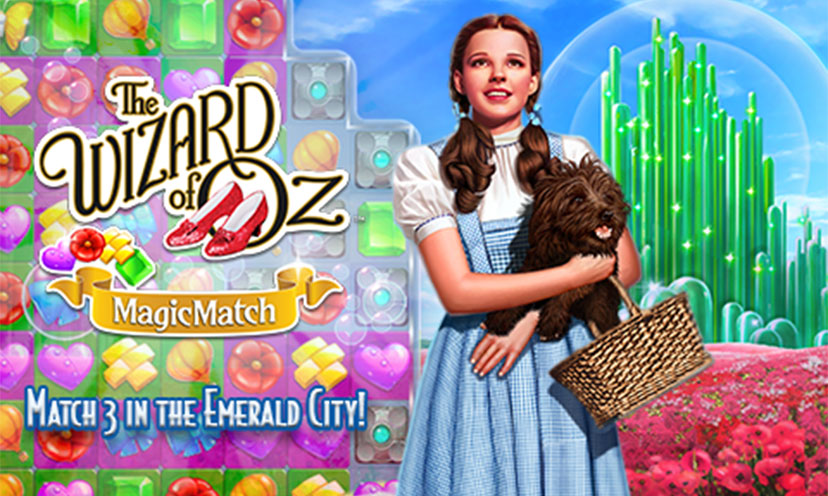 Wizard Of Oz Online Game