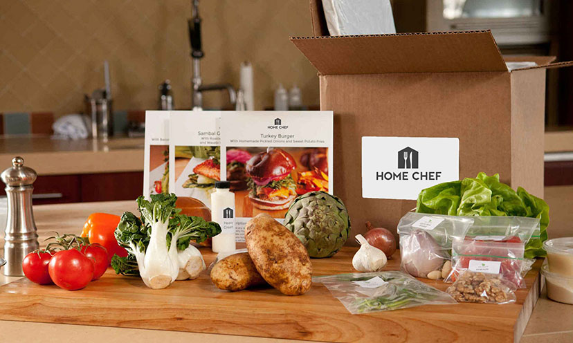Save $35 on Home Chef Meal Kits!