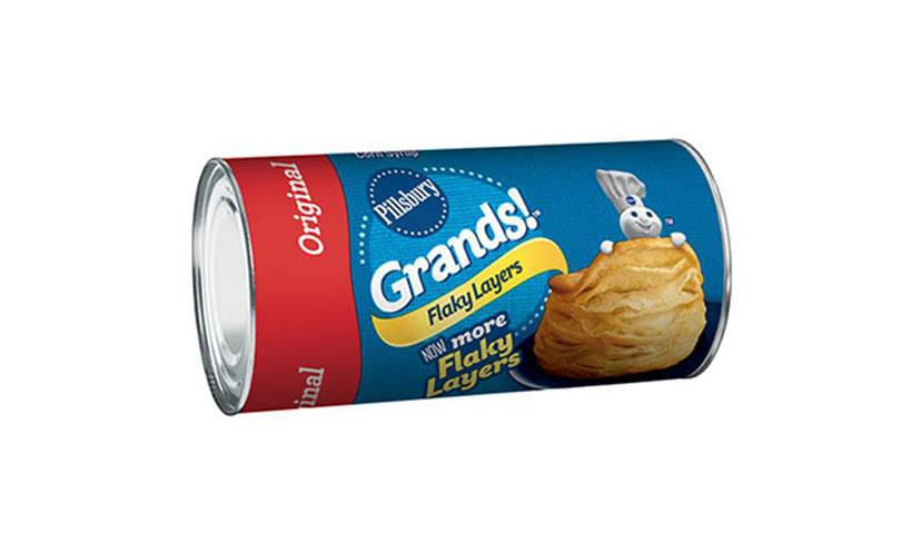 Save $1.00 on Three Pillsbury Refrigerated Baked Goods!