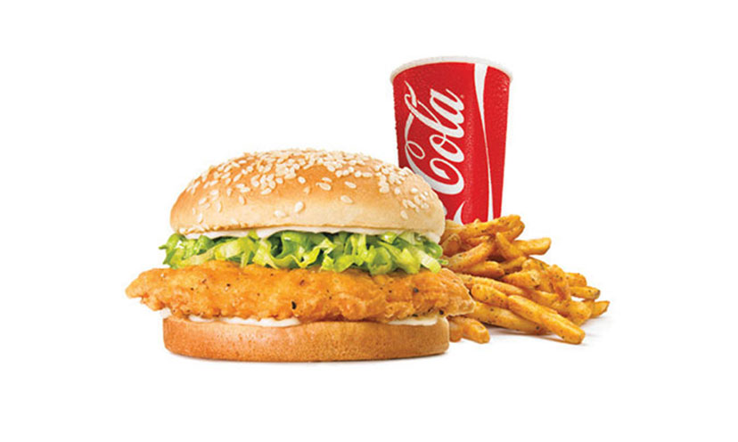 Save $2.50 on a Chicken Combo from Checkers or Rally's!