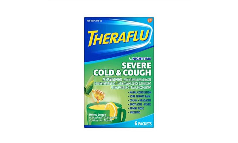 Save $1.00 on Theraflu Hot Liquid Powder!