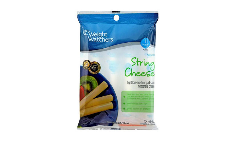 Save $1.00 on a Weight Watchers Cheese Product!