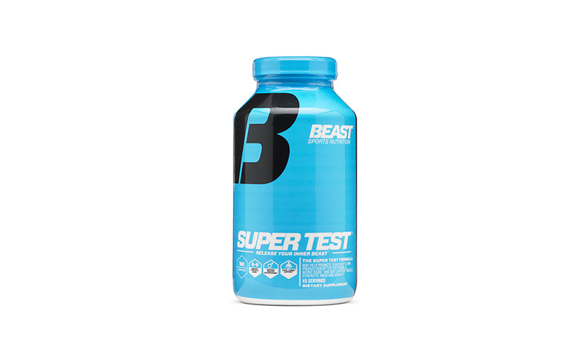 Get a FREE Sample of Beast Mass Supplement!