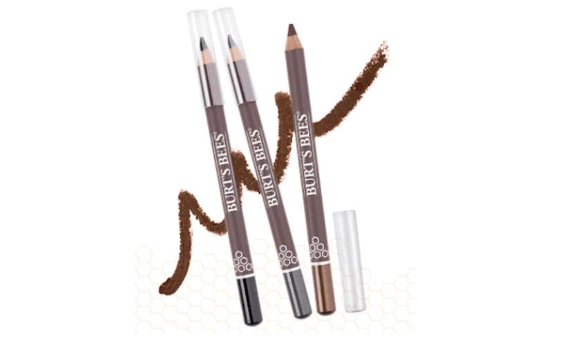 Get a FREE Burt's Bees Nourishing Eyeliner Pencil!