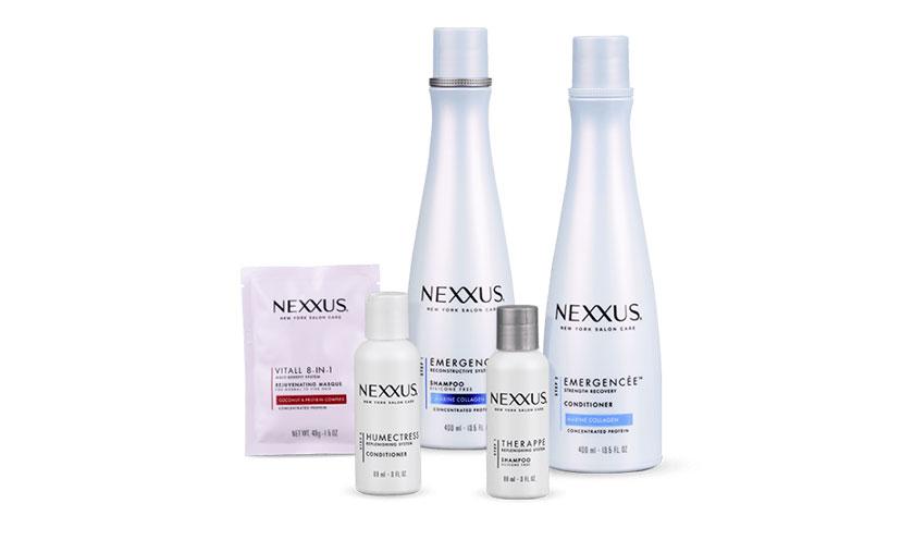 Get FREE Nexxus Samples!
