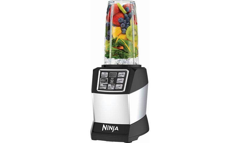 Save 50% on a Ninja Blender!