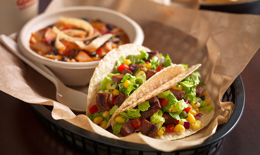 Get a FREE Qdoba Entree with Purchase!
