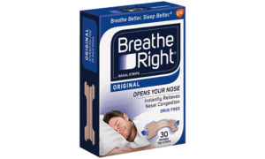 Save $1.75 on Breathe Right Nasal Strips!