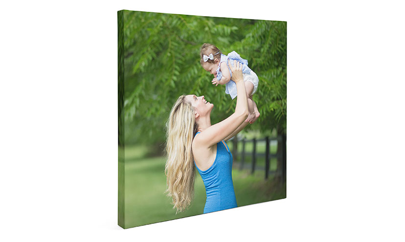 Get a FREE Photo Canvas Print!