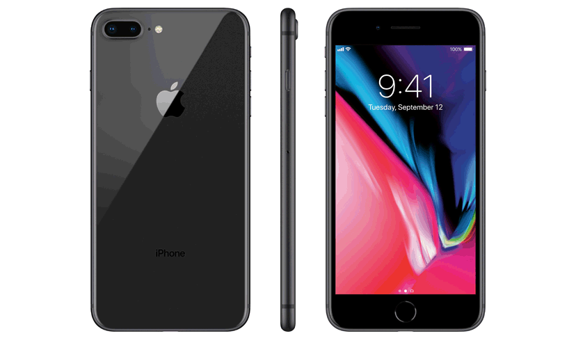 Get an iPhone 8 Plus!