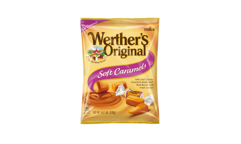 Get a FREE Bag of Werther's Original Caramels at Shop 'n Save!