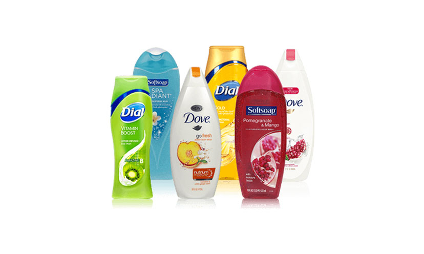 Get FREE Body Wash Samples!