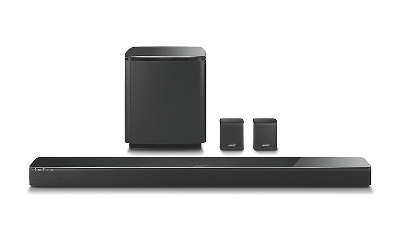 Enter to Win a Bose Home Theater Sound System!
