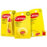 Get FREE Carmex Samples!