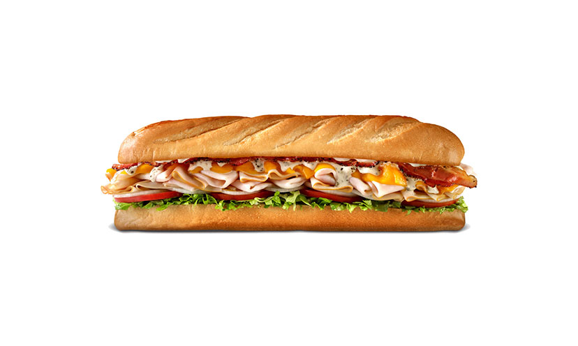 Get a FREE Medium Sub with Purchase at Firehouse Subs