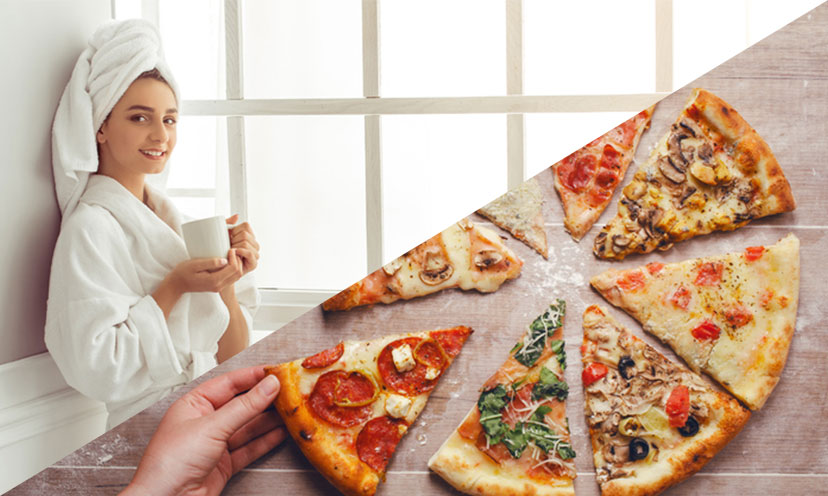 Build a Pizza and We'll Tell You How You Should Treat Yourself This Weekend