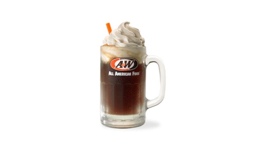 Get a FREE A&W Root Beer Float!
