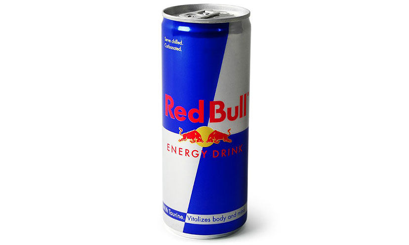 Get a FREE Can of Red Bull at 7-Eleven!
